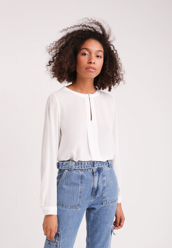 Купить Блуза Lime, MP002XW0IY3K, белый, Весна-лето 2018