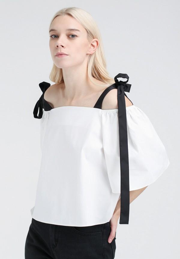 Купить Блуза Lime, MP002XW0IY45, белый, Весна-лето 2018