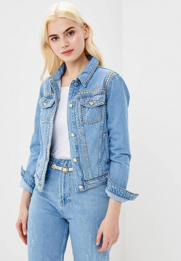 Купить Куртка джинсовая Lime, MP002XW0IY8R, голубой, Весна-лето 2018