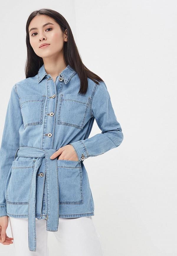 Купить Куртка джинсовая Incity, MP002XW0IYIJ, голубой, Весна-лето 2018