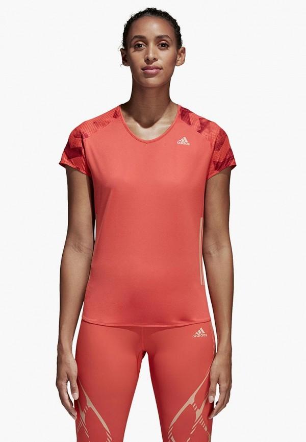 Футболка спортивная adidas adidas MP002XW0IYOJ adidas футболка
