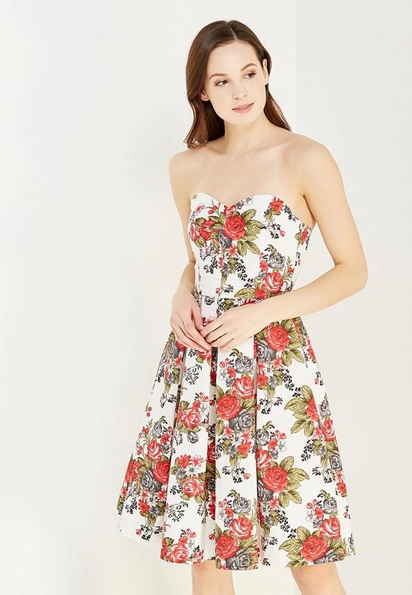 Платье Irina Vladi Irina Vladi MP002XW0QS1P платья irina vladi платье эмили