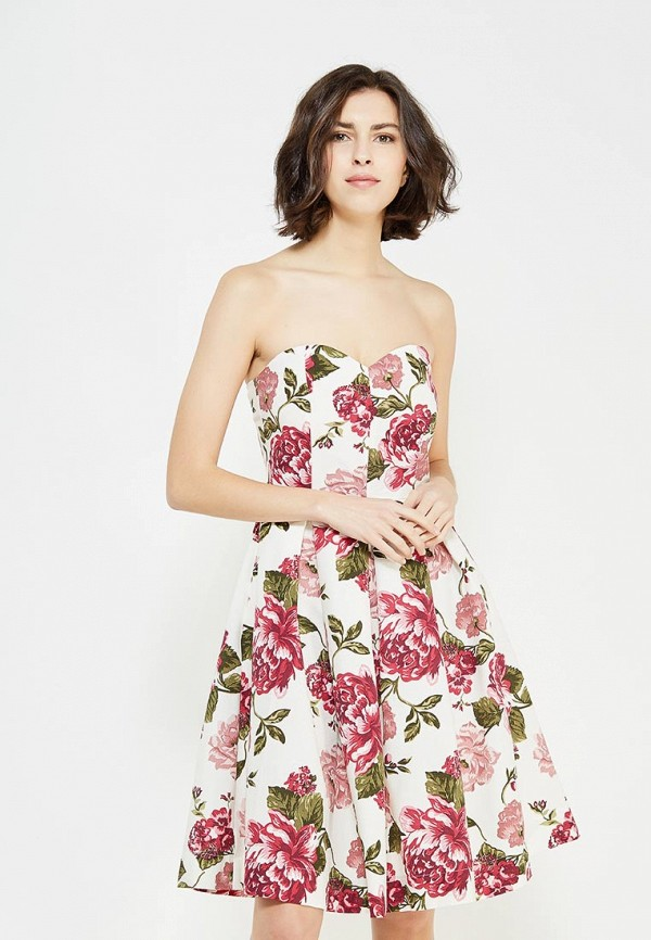 Платье Irina Vladi Irina Vladi MP002XW0QS1S платья irina vladi платье эмили
