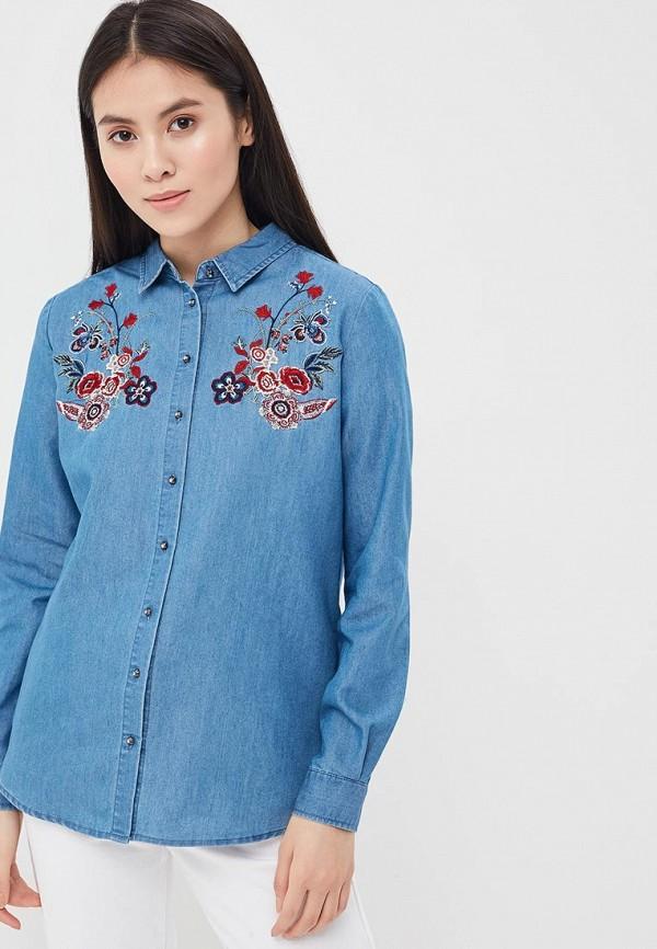 Фото Рубашка джинсовая Incity. Купить с доставкой