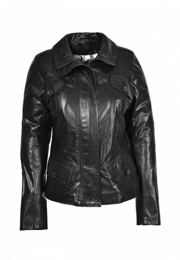 Куртка кожаная Grafinia Grafinia MP002XW0RUMS