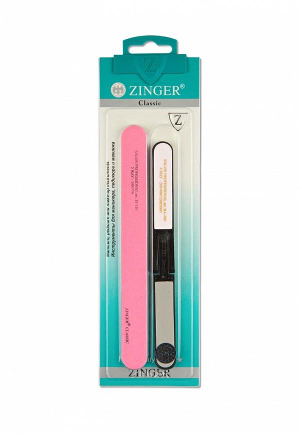 Набор маникюрный Zinger Zinger MP002XW0SFV9 маникюрный набор zinger ms 7104s