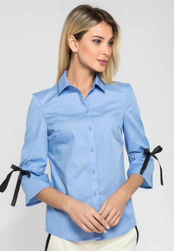 Купить Рубашка Gloss, MP002XW0TOQM, голубой, Весна-лето 2018