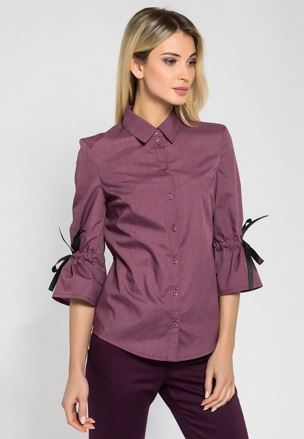 Купить Рубашка Gloss, MP002XW0TOQP, фиолетовый, Весна-лето 2018
