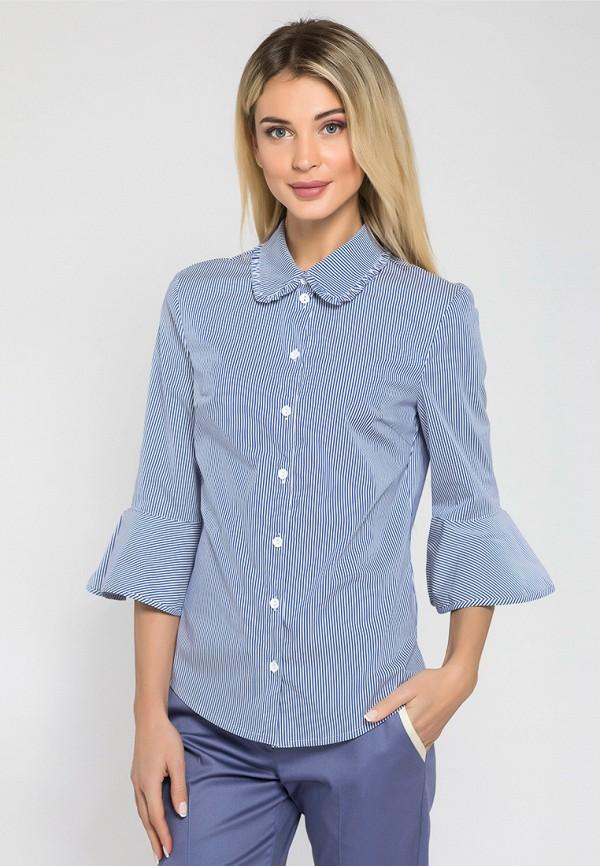 Купить Рубашка Gloss, MP002XW0TOR0, синий, Весна-лето 2018