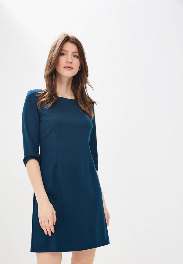 Купить Платье D'lys, MP002XW0TWC2, зеленый, Осень-зима 2017/2018