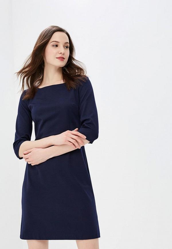 Купить Платье D'lys, MP002XW0TWC3, синий, Осень-зима 2017/2018