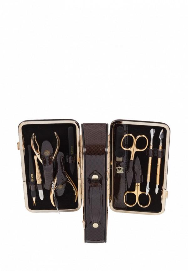 Набор маникюрный Zinger Zinger MP002XW0TWUK маникюрный набор zinger ms 7104s