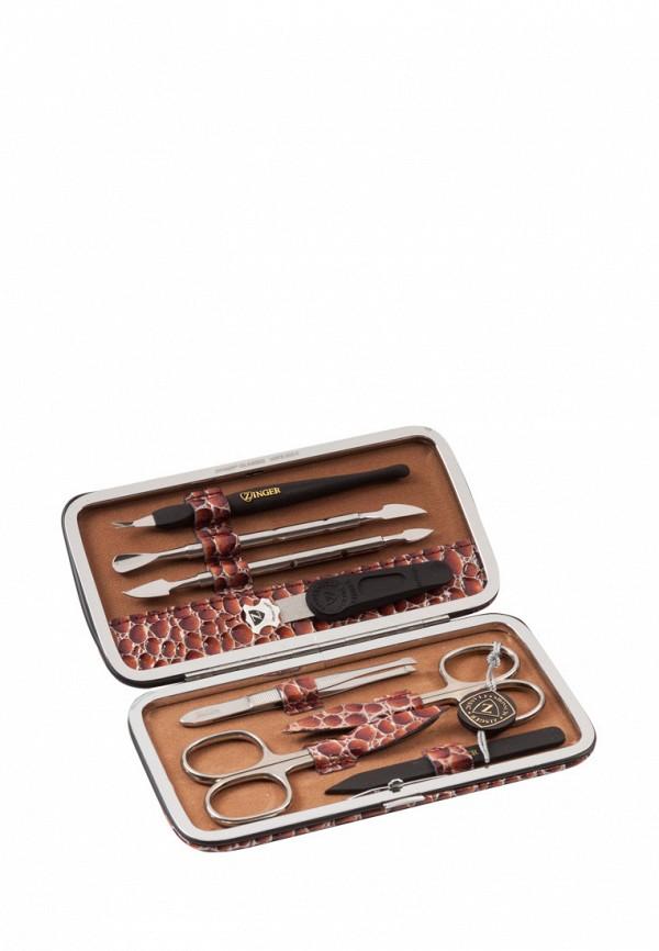 Набор маникюрный Zinger Zinger MP002XW0TWUN набор маникюрный zinger zinger zi008luzqc46