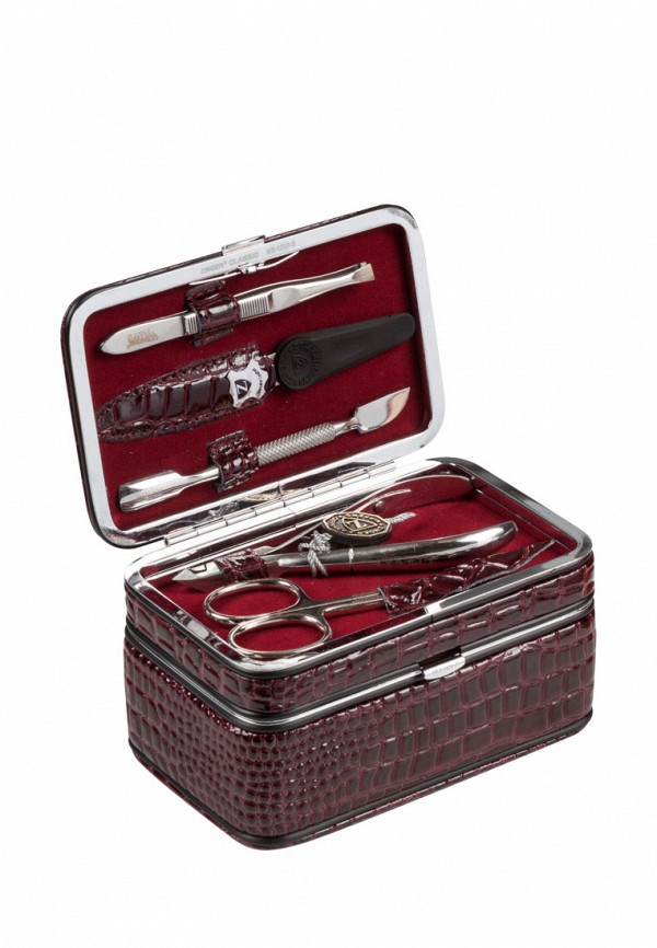 Набор маникюрный Zinger Zinger MP002XW0TX54 маникюрный набор zinger ms 7104s