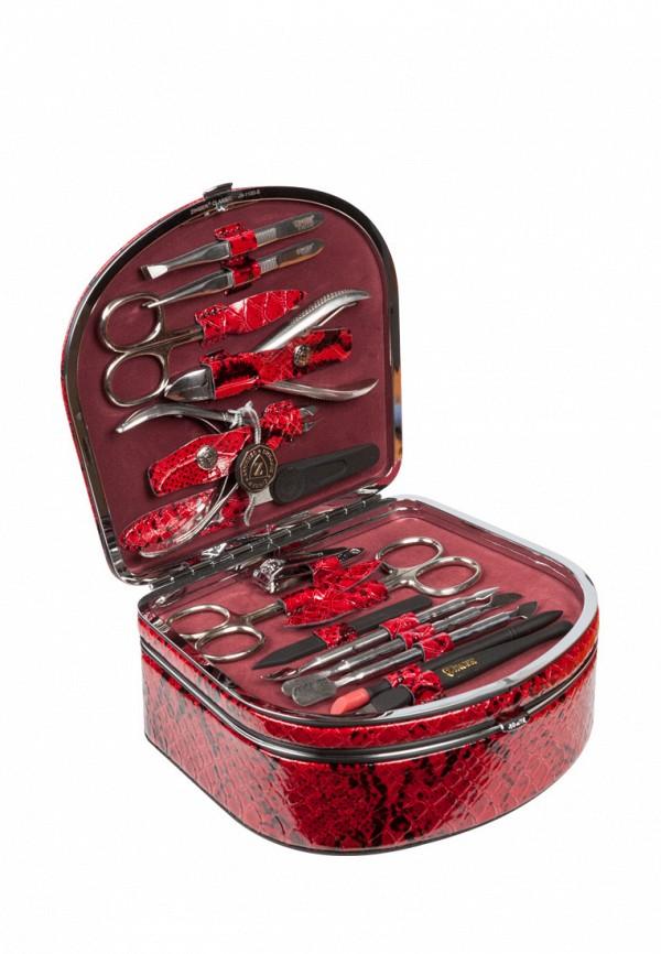 Набор маникюрный Zinger Zinger MP002XW0TX80 маникюрный набор zinger ms 7104s