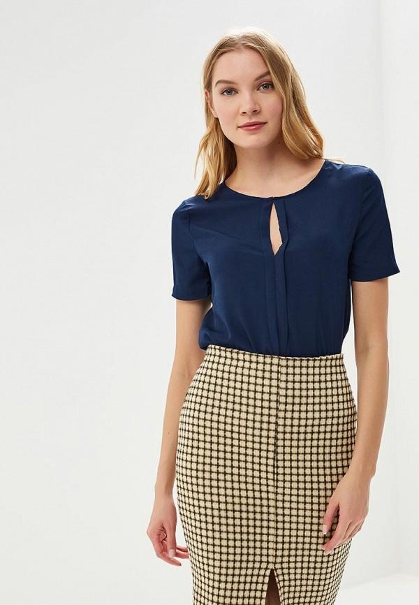 Купить Блуза Incity, MP002XW0TY78, синий, Весна-лето 2018