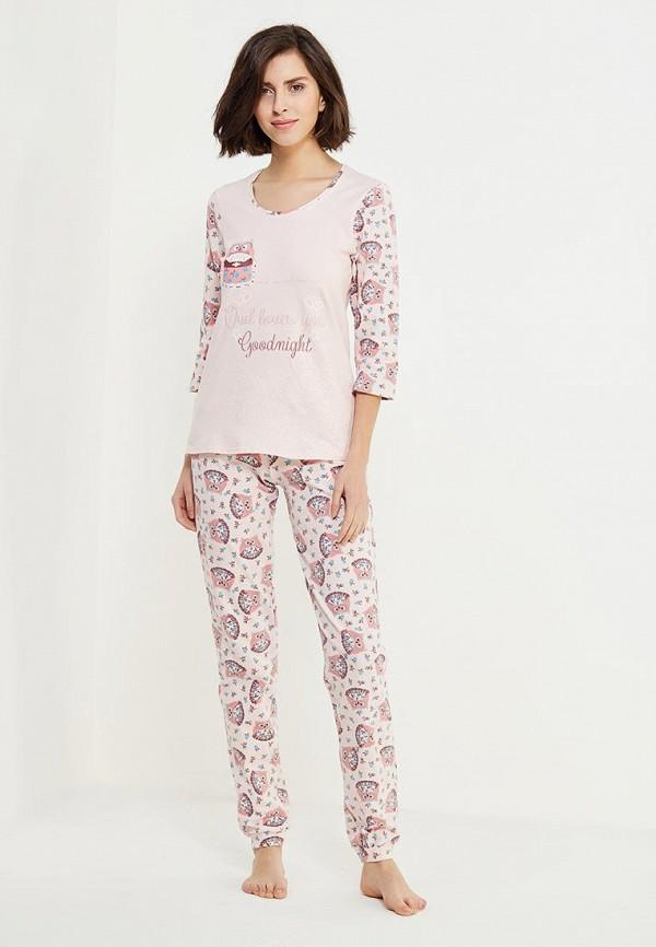 Пижама Cleo Cleo MP002XW0WKTF пижама turen цвет розовый