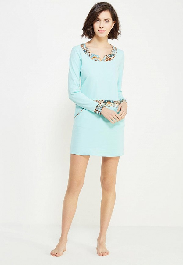Платье домашнее Cleo Cleo MP002XW0WKTT cleo