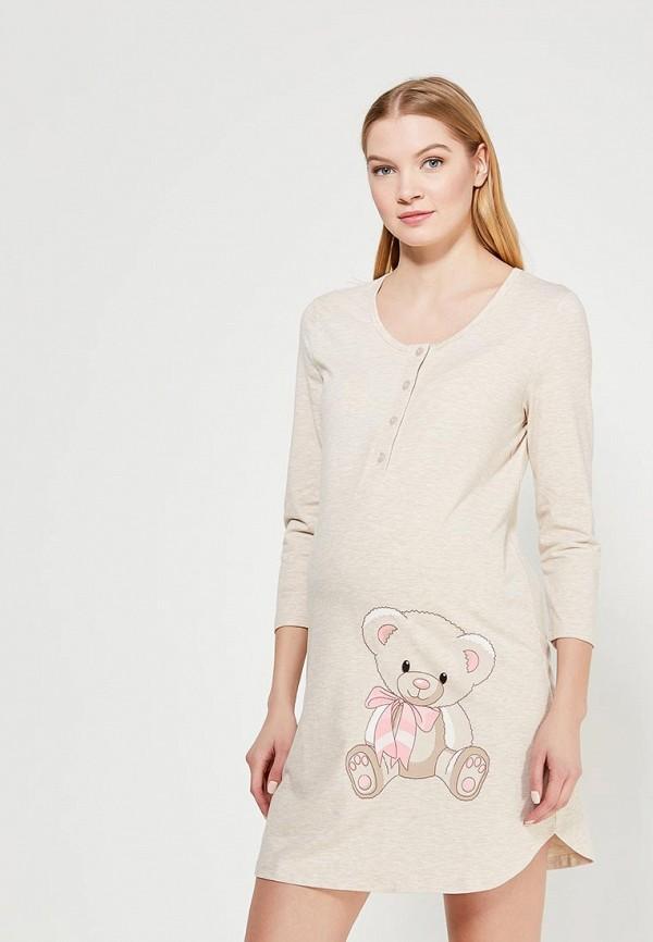 Сорочка ночная Euromama Euromama MP002XW0XGUH ночные сорочки linse ночная сорочка