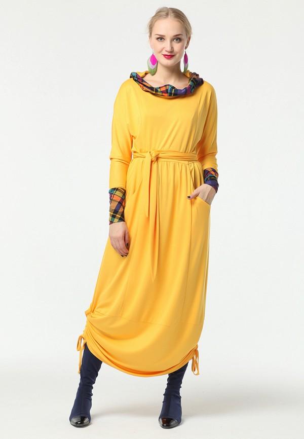 Платье Kata Binska Kata Binska MP002XW0YFLT бриджи kata binska бриджи