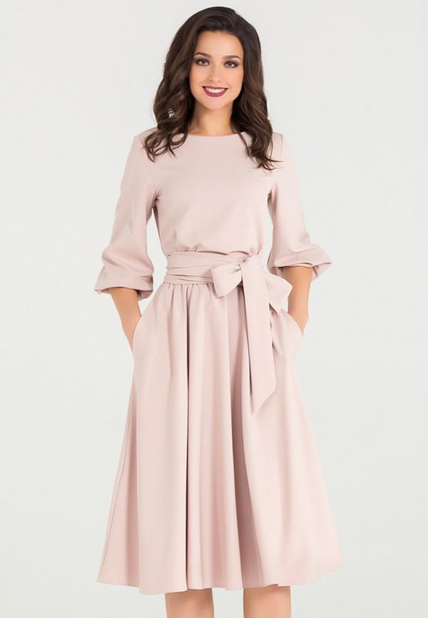 Платье Eva Eva MP002XW0ZZBJ платье eva milano цвет черный молочный бежевый