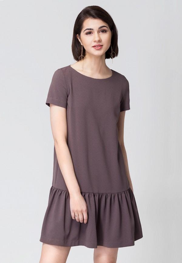цена Платье Vilatte Vilatte MP002XW0ZZDQ онлайн в 2017 году