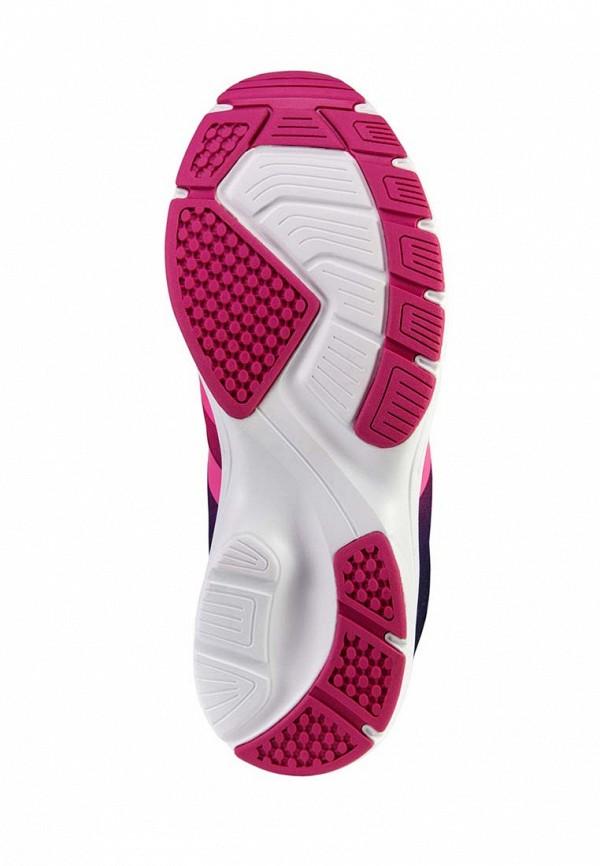 Фото 4 - женские кроссовки Hummel розового цвета