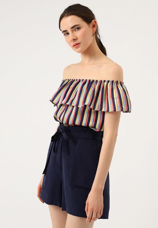 Купить Блуза Lime, MP002XW136A7, разноцветный, Весна-лето 2018