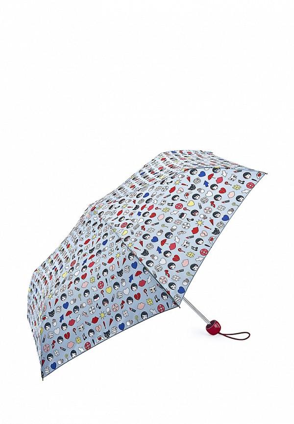 Зонт складной Fulton Fulton MP002XW13LAD зонты fulton зонт механика cath kidston fulton