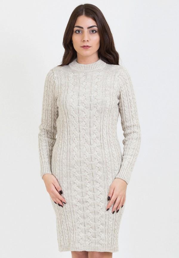 Купить Платье Sava Mari, MP002XW13LV5, бежевый, Осень-зима 2017/2018