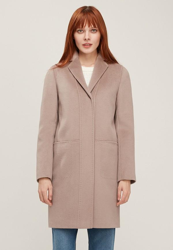 Купить Пальто pompa, MP002XW13M8H, бежевый, Осень-зима 2017/2018