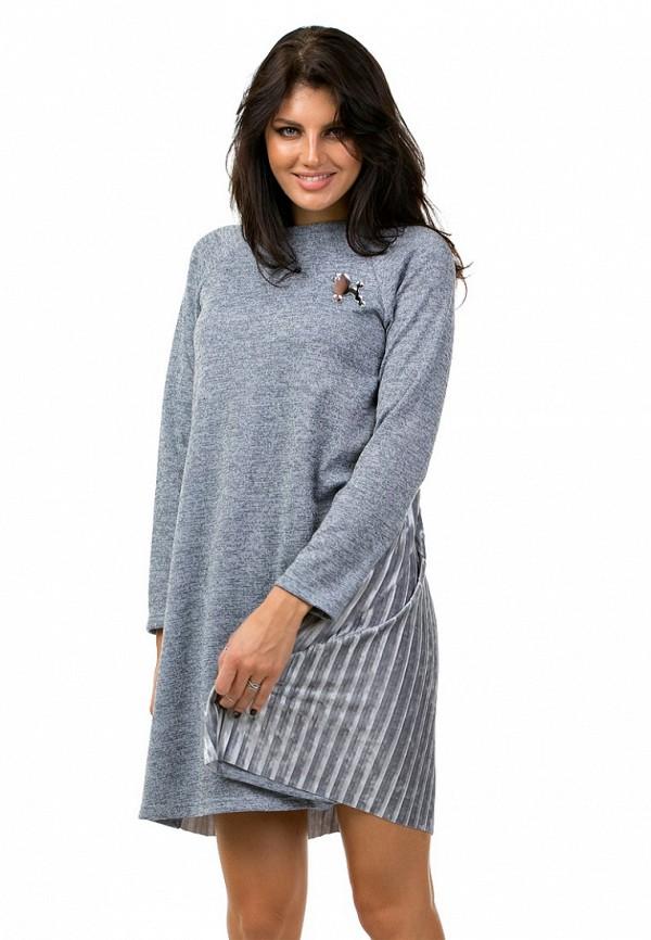 Купить Платье LMP, MP002XW13MB5, голубой, Осень-зима 2017/2018