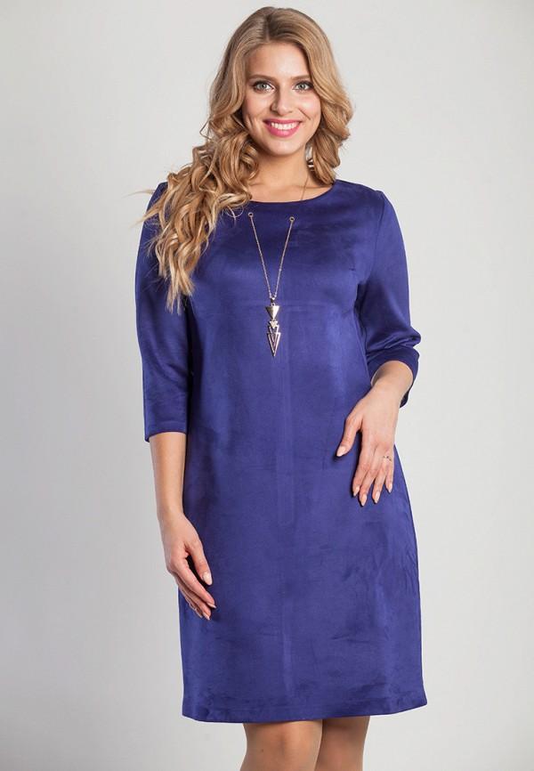 Купить Платье Olga Peltek, MP002XW13NG2, синий, Осень-зима 2017/2018