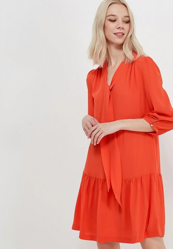 Купить Платье Villagi, MP002XW13O12, оранжевый, Весна-лето 2018
