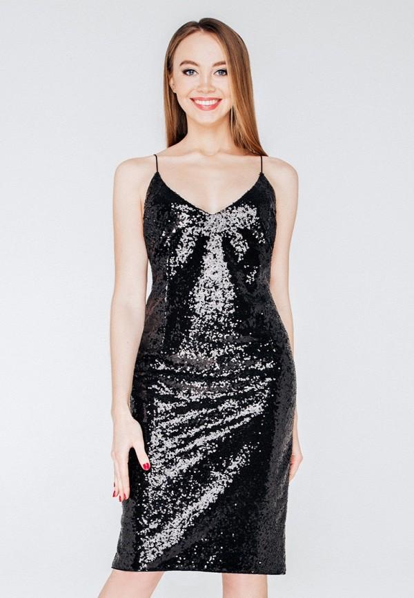 Купить Платье SoloU, MP002XW13OAV, черный, Осень-зима 2017/2018
