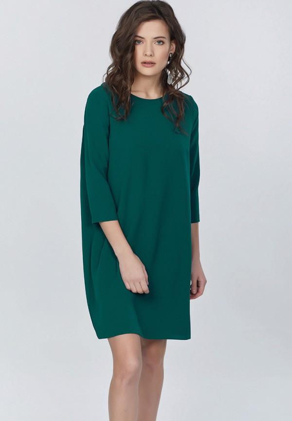 Купить Платье Fly, MP002XW13OCM, зеленый, Осень-зима 2017/2018