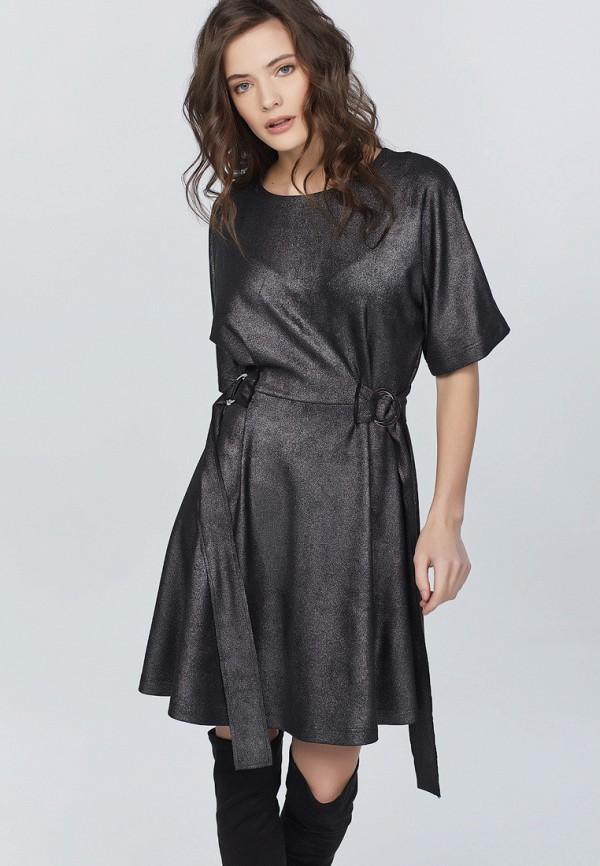 Купить Платье Fly, MP002XW13OCO, черный, Осень-зима 2017/2018