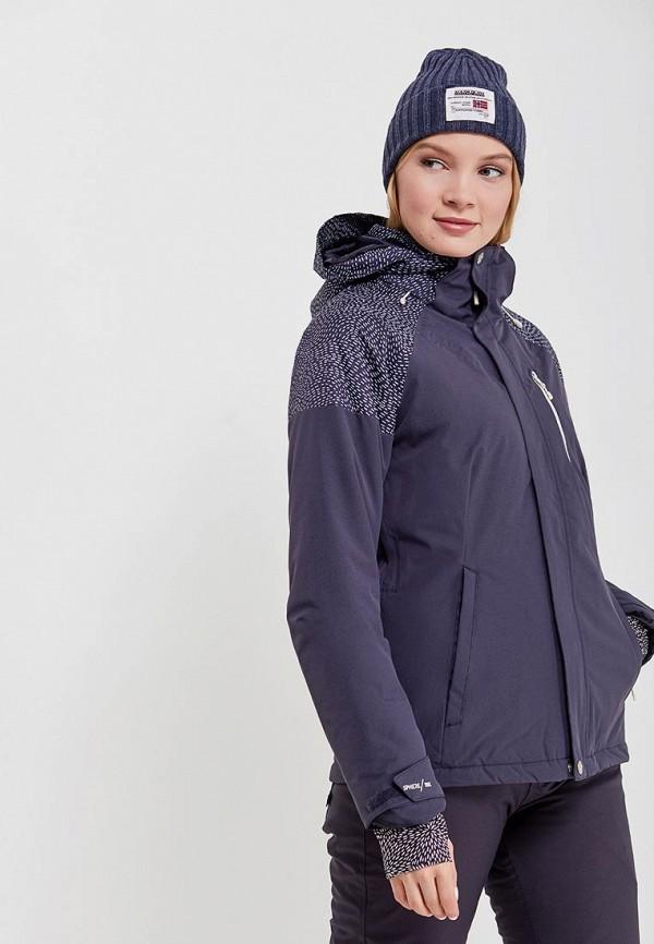 Куртка горнолыжная Brunotti цвет синий сезон зима страна Китай размер 42, 44, 46, 48, 50, 52