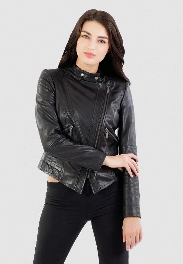 Куртка кожаная Aliance Fur Aliance Fur MP002XW13Q6F