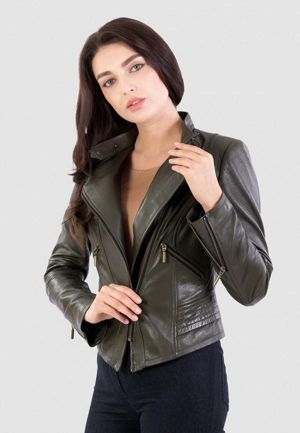 Куртка кожаная Aliance Fur Aliance Fur MP002XW13Q6G