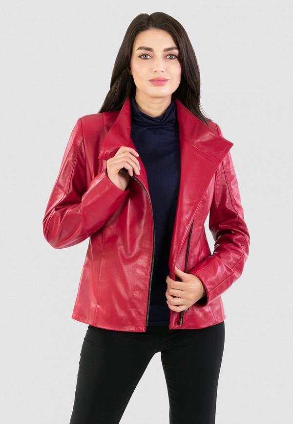 Куртка кожаная Aliance Fur Aliance Fur MP002XW13Q6I