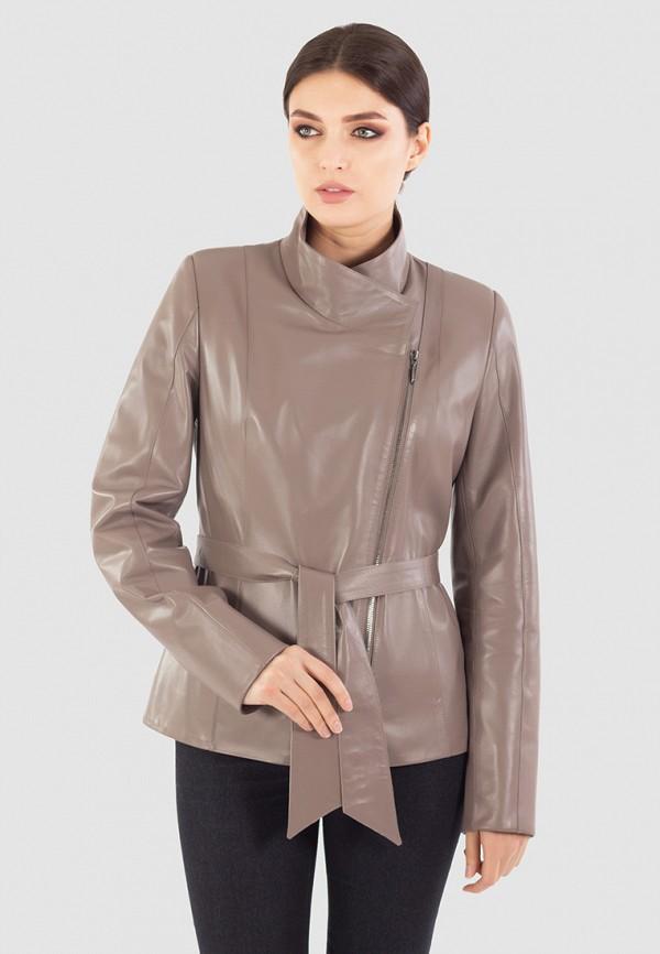 Куртка кожаная Aliance Fur Aliance Fur MP002XW13Q6J