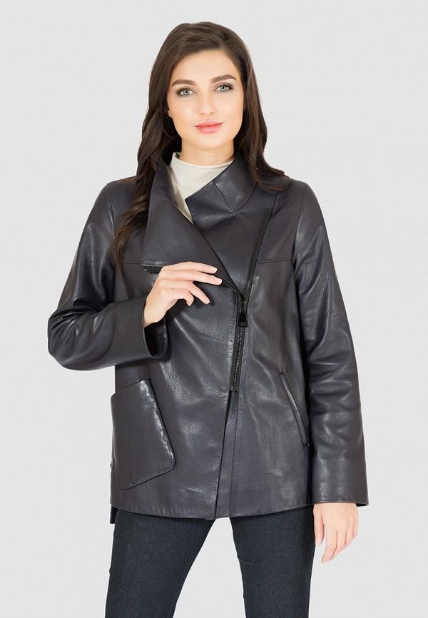 Куртка кожаная Aliance Fur Aliance Fur MP002XW13Q6O