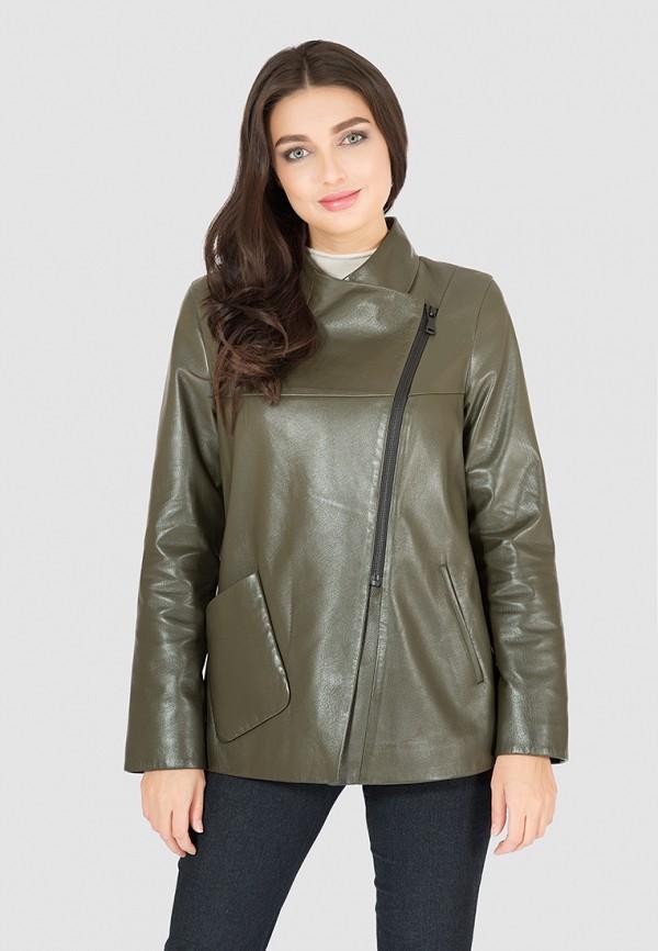 Куртка кожаная Aliance Fur Aliance Fur MP002XW13Q6S