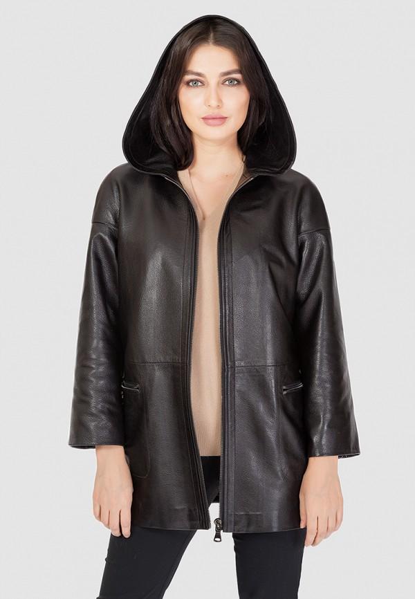 Куртка кожаная Aliance Fur Aliance Fur MP002XW13Q6U
