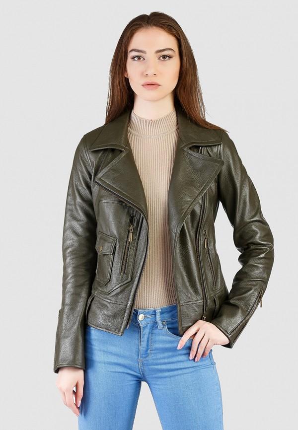 Куртка кожаная Aliance Fur Aliance Fur MP002XW13Q6W
