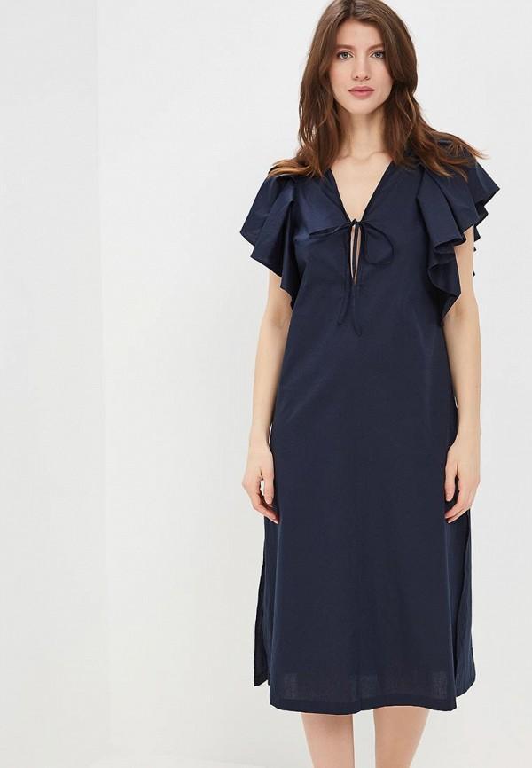 Купить Платье Primrose, MP002XW13QCS, синий, Весна-лето 2018