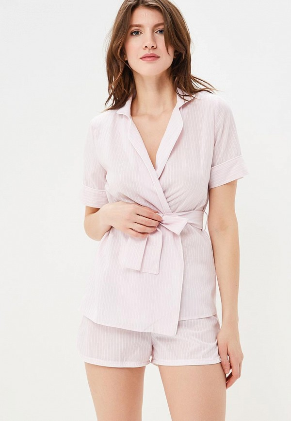 Пижама Primrose Primrose MP002XW13QCU primrose шелковая пижама с брюками