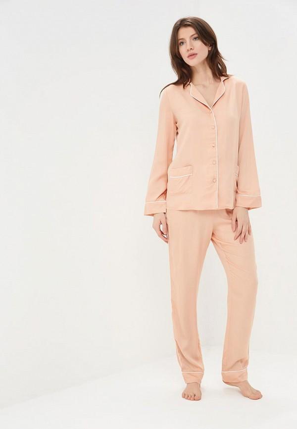 Пижама Primrose Primrose MP002XW13QDA primrose шелковая пижама с брюками