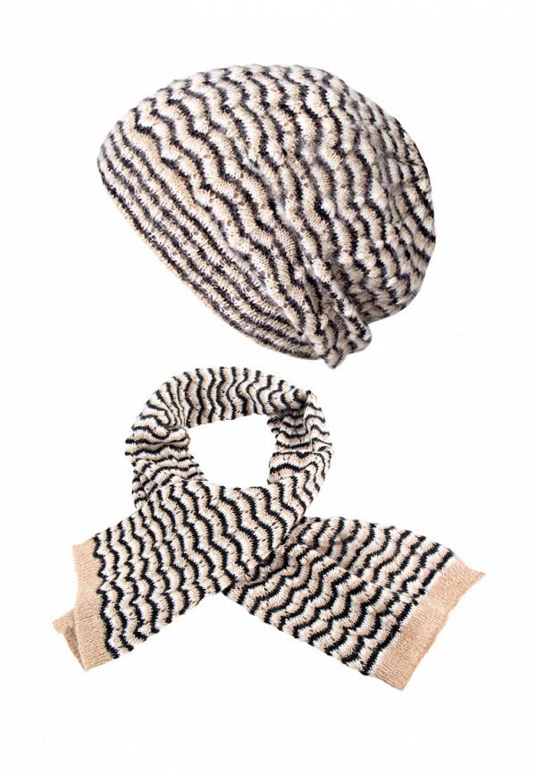 Комплект Lak Miss Lak Miss MP002XW13QI2 шапки lak miss комлект шапка и шарф